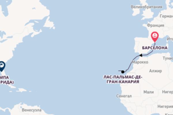 Шикарное путешествие на Rhapsody of the Seas