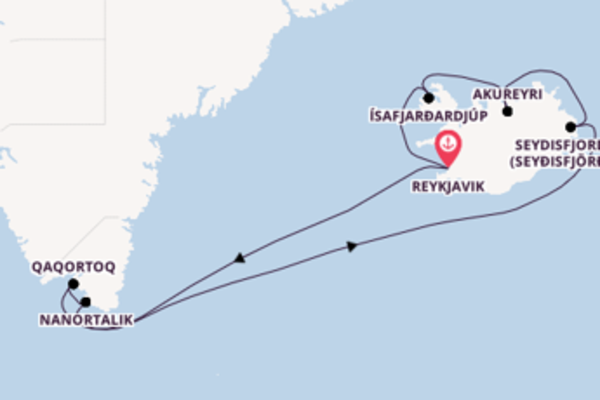 Merveilleuse balade de 11 jours avec Norwegian Cruise Line