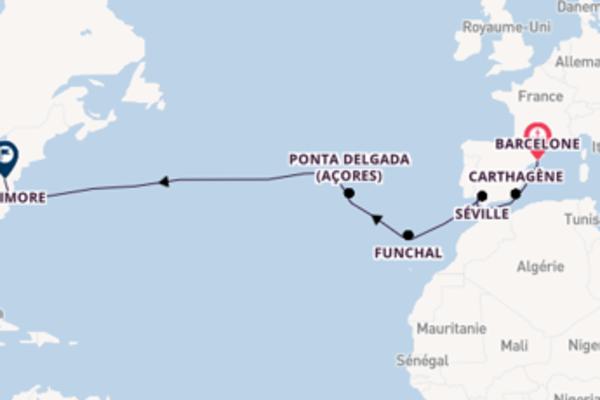 Superbe balade de 15 jours pour découvrir Funchal