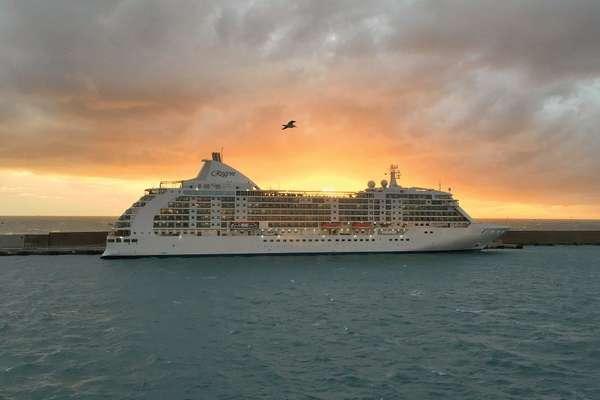 Relaxando por 15 dias a bordo do Seven Seas Voyager