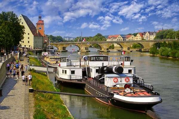 Ontdek de hoogtepunten van de Main en Donau