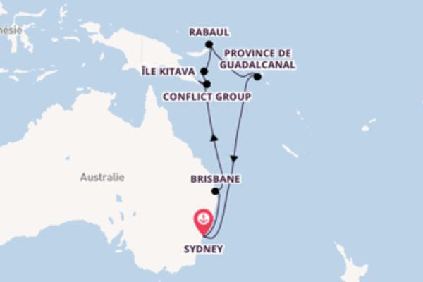 Splendide balade de 16 jours pour découvrir Rabaul