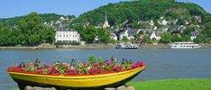 ''Rhein in Flammen'' erleben in Oberwesel