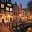 4-daagse cruise naar Nederland