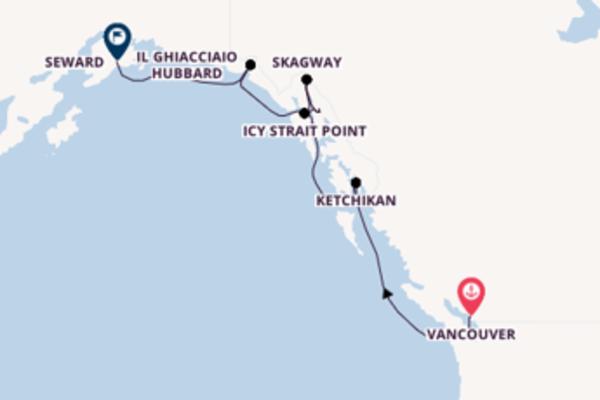 8 giorni da Vancouver