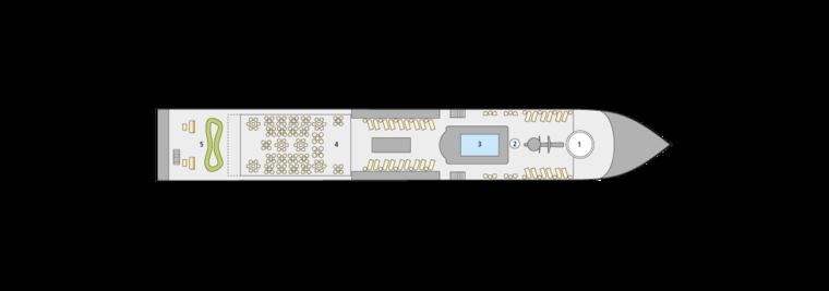 A-ROSA ALVA Deck 4