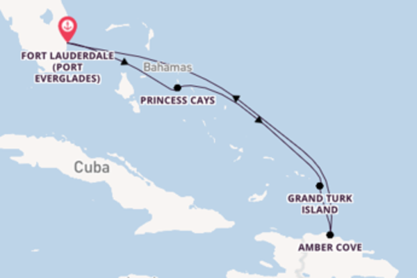 Cruise with Carnival Cruise Lines from Fort Lauderdale (Port Everglades)