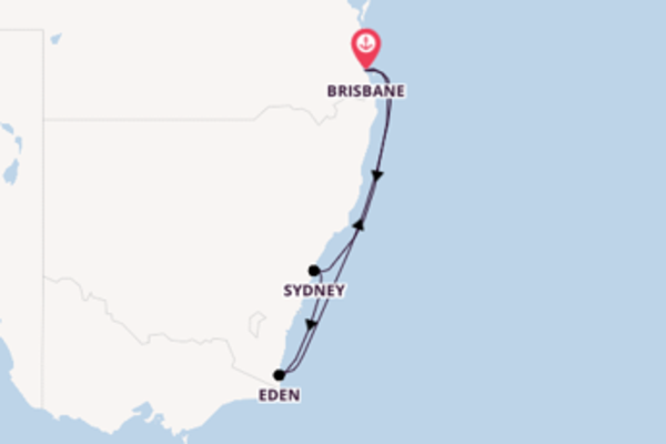 Cruising from Brisbane with the Quantum of the Seas