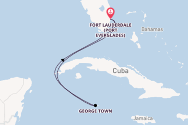 Trip with Celebrity Cruises from Fort Lauderdale (Port Everglades)