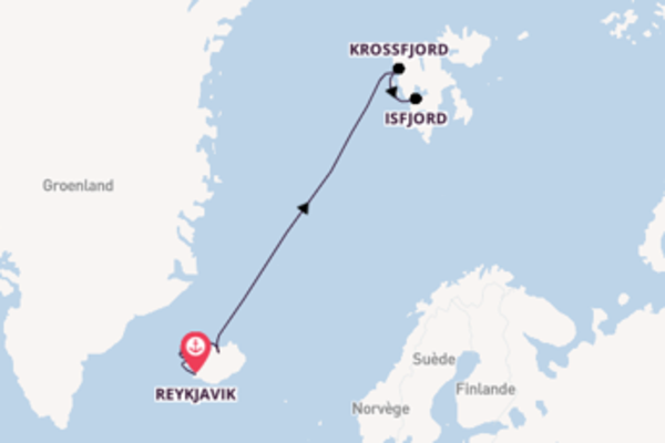 Passionante balade de 13 jours avec Hurtigruten