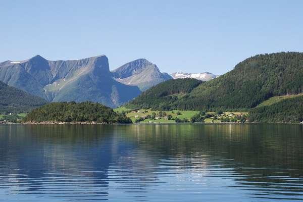 Molde, Norvège