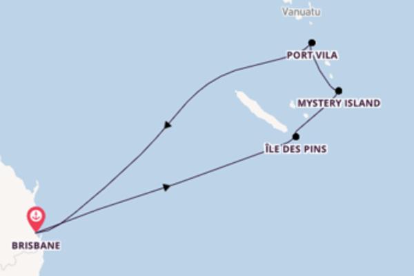 Entdecken Sie Port Vila auf der Radiance of the Seas