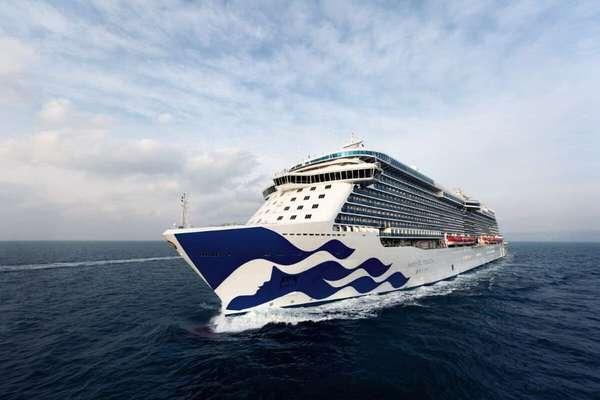 Encantador cruzeiro de 5 dias com a Princess Cruises