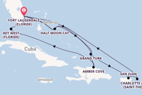 15 jours pour découvrir Key West
