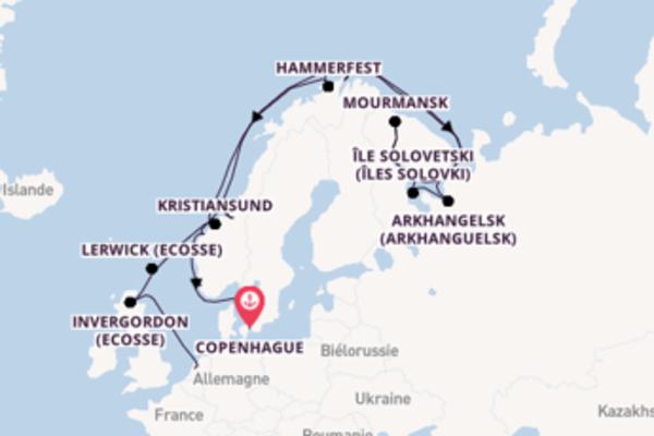 Élégante balade pour découvrir Ålesund