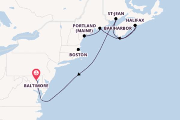 Incontournable balade de 10 jours pour découvrir Boston
