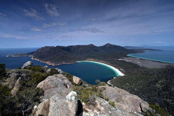 Port Davey, Tasmanien, Australien