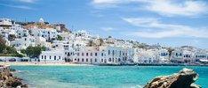 Von Venedig nach Griechenland