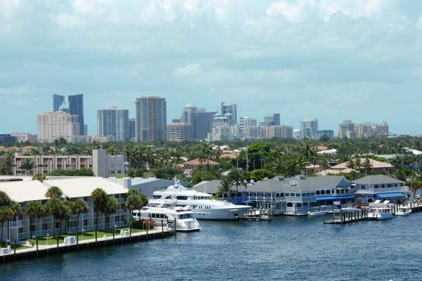 Fort Lauderdale (Port Everglades), Florida, USA