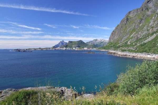 Hamaroy, Norway