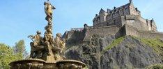 Edinburgh - Stadt der Festivals