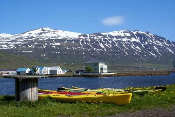 Скагафьордюр, Исландия