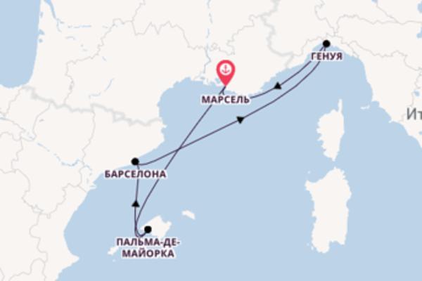 Лучезарное путешествие на MSC Preziosa