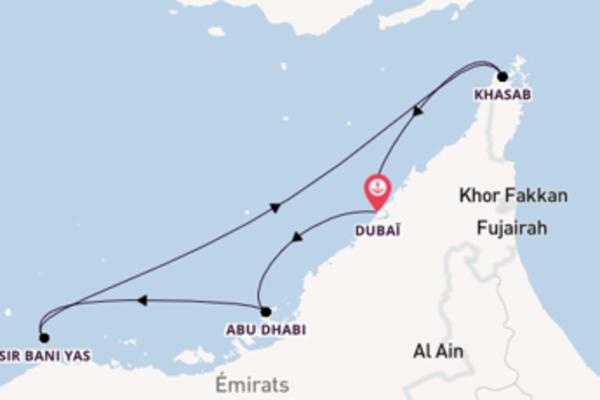 8 jours pour découvrir Khasab