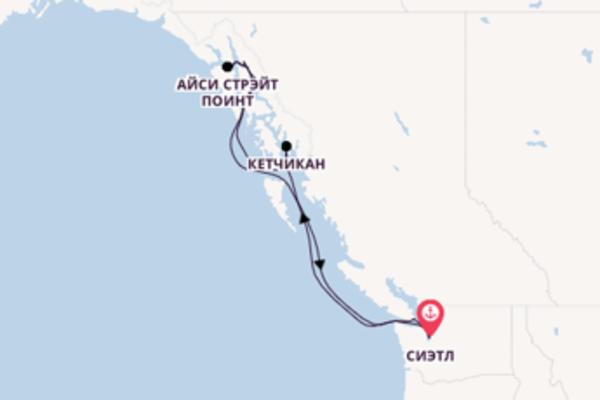 Удивительное путешествие с Norwegian Cruise Line