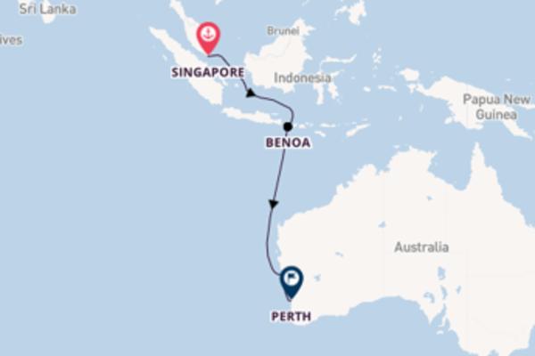 12daagse reis aan boord van de Azamara Quest