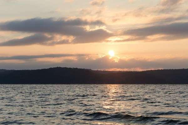 Lake Barkley, Kentucky, USA