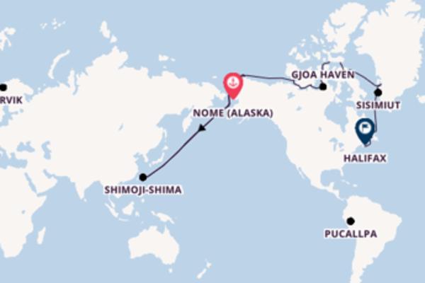 Fantastique balade de 25 jours pour découvrir Narvik