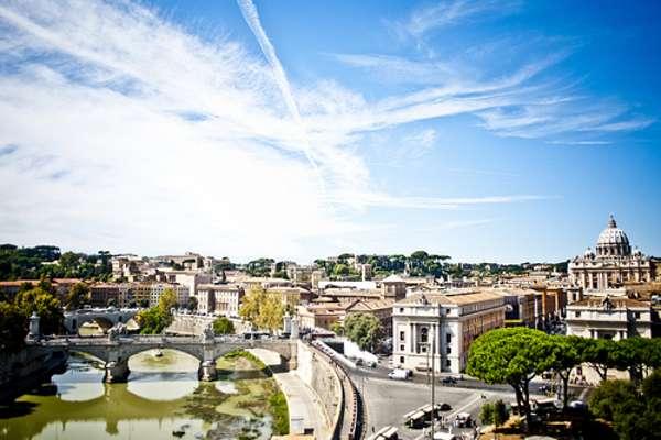 Rome (Fiumicino)