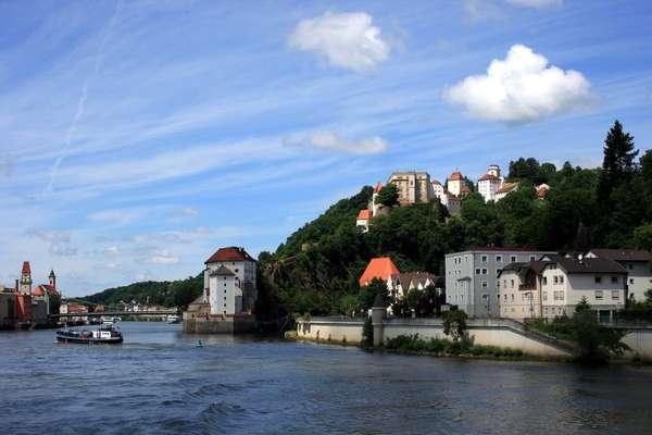 Engelhartszell (Passau), Österreich
