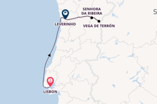 8 day cruise with the Gil Eanes to Porto
