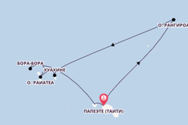 Увлекательное путешествие на Pacific Princess