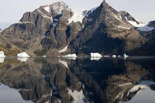 Skjoldungensund, Grönland