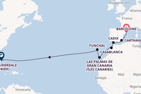 18 jours pour découvrir Málaga