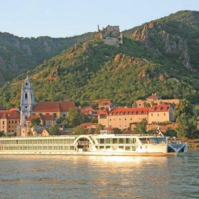 Een cruise langs de Rijn tijdens de feestdagen