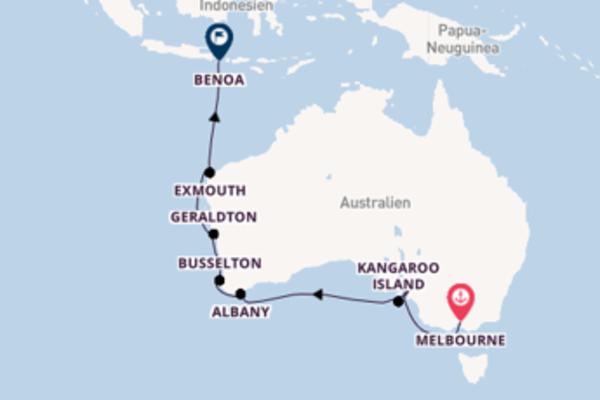 Eindrucksvolles Australien