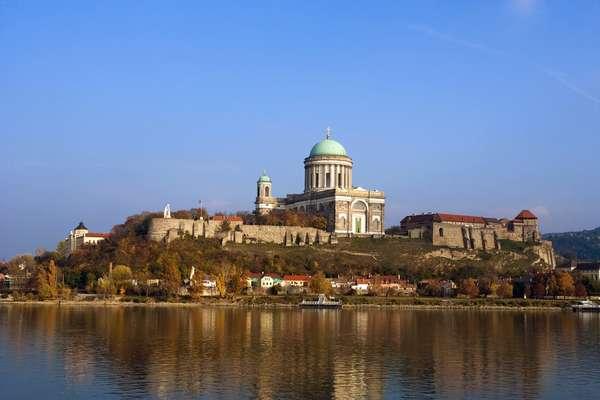 Sztergom, Hongarije
