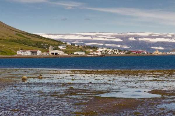 Ísafjarðardjúp, Islande