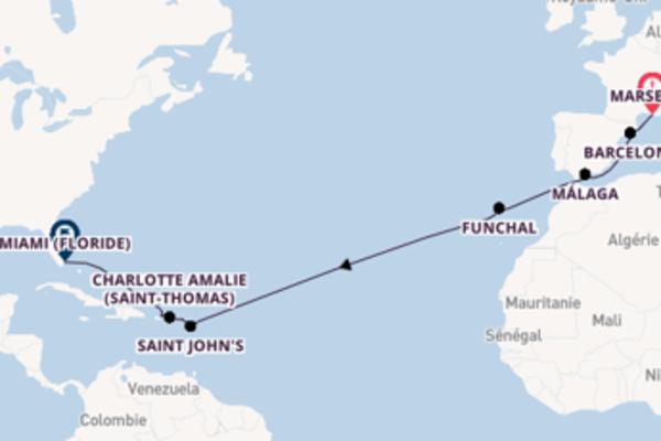 Inoubliable balade pour découvrir Funchal