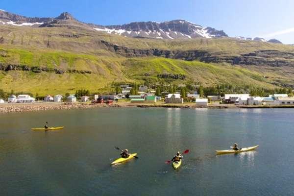 12 giorni di crociera da Reykjavik