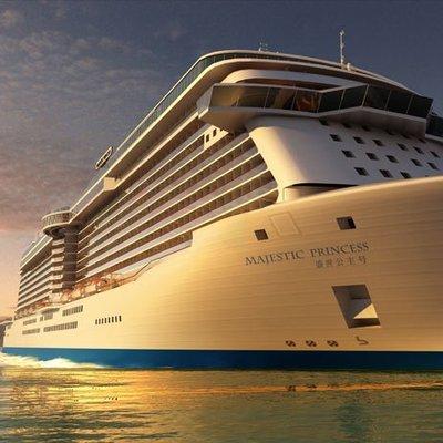 Mediterrane cruise van Civitavecchia naar Barcelona