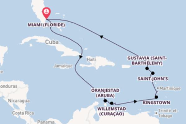 Somptueuse balade de 13 jours avec Oceania Cruises