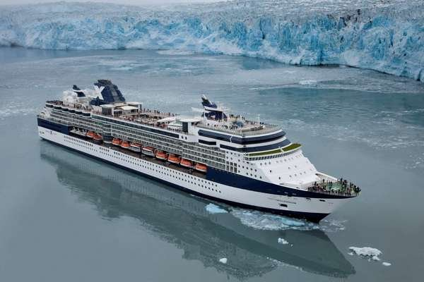 Journey with Celebrity Cruises from Vancouver