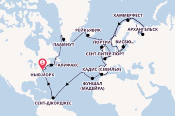 Восхитительное путешествие на Seven Seas Navigator