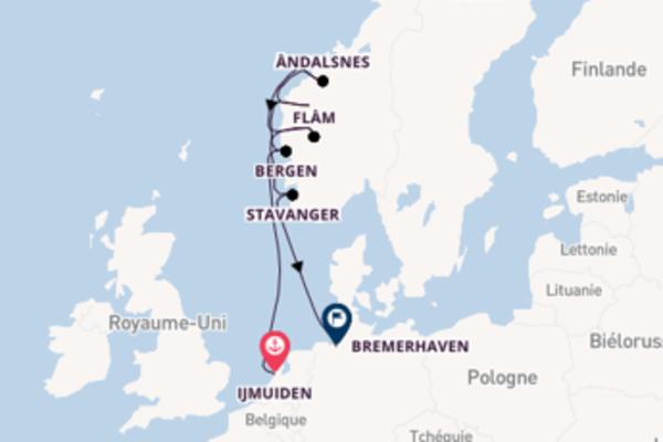 Croisière de 9 jours depuis IJmuiden avec Costa Croisières