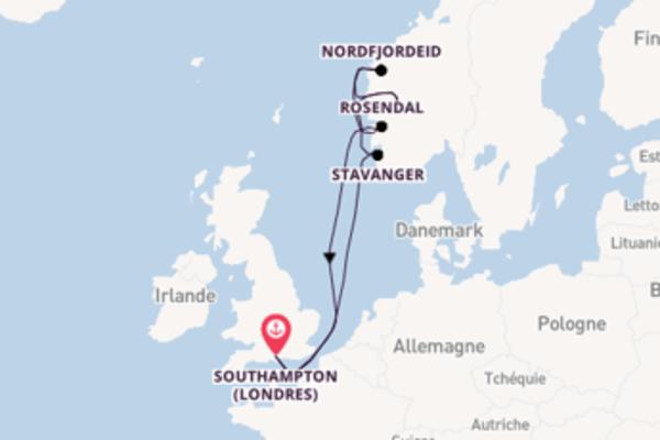 8 jours pour découvrir Flåm